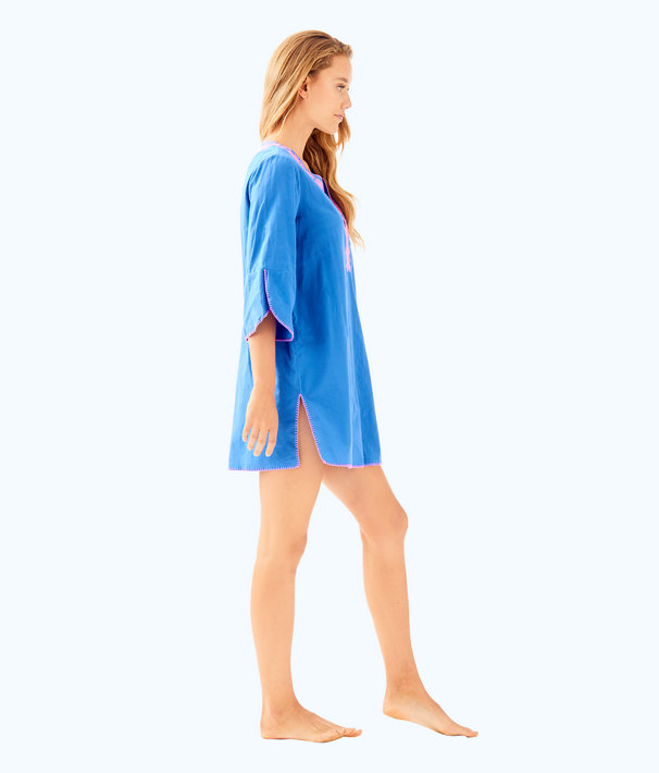 Piet Cover Up, Bennet Blue, large