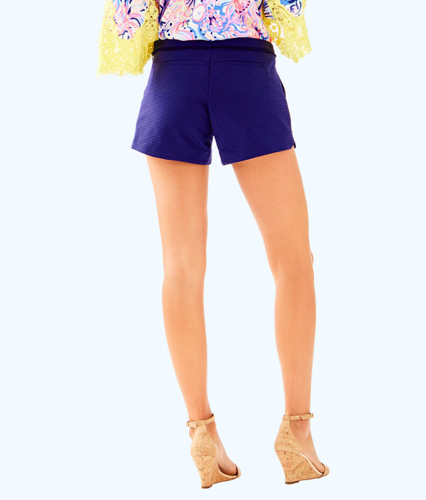 "4"" Adie Short, True Navy, large"