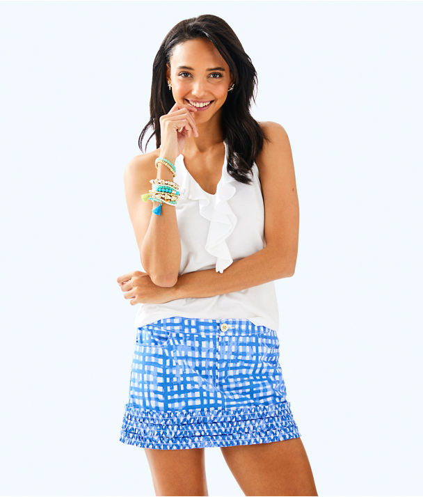 Lorelie Skort, Bennet Blue Feelin Beachy, large