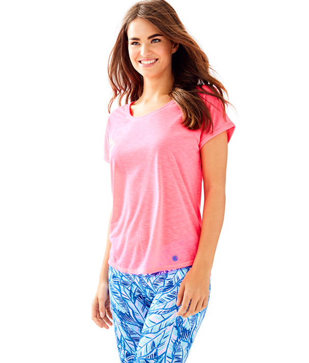 Luxletic Bryana Tee, , large