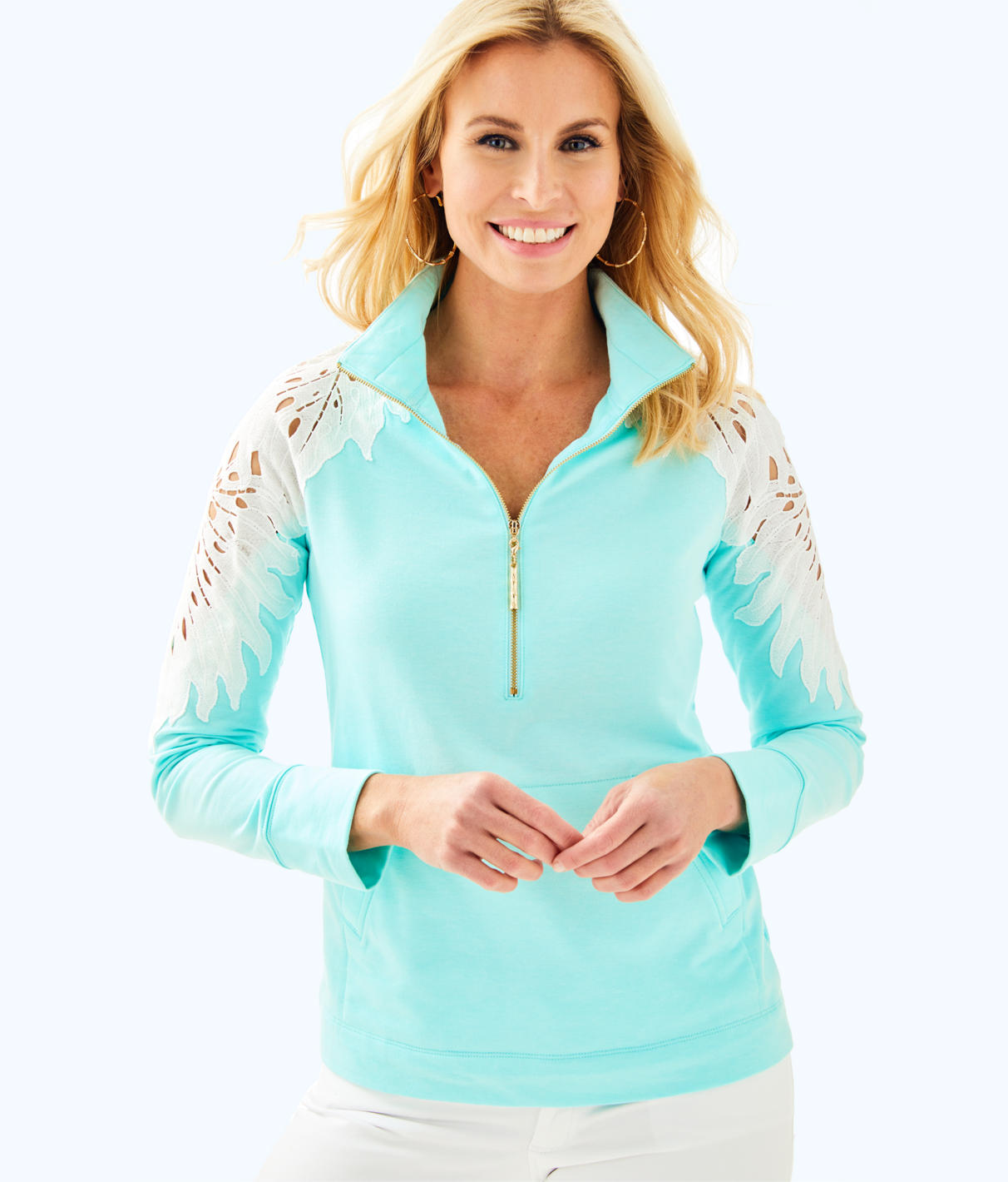 Lilly Pulitzer Lilly Pulitzer Womens Skipper Popover