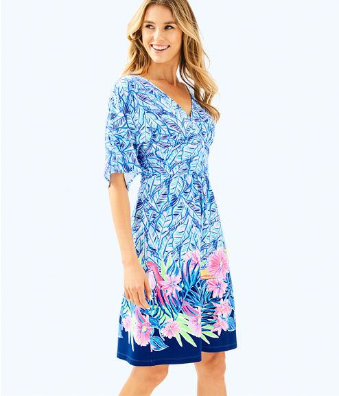 Parigi Dress, Bennet Blue Lets Mango Engineered Dress, large