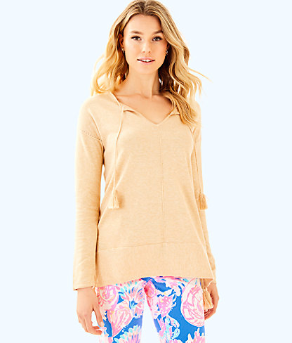 Colene Sweater, Pb Camel Heather, large