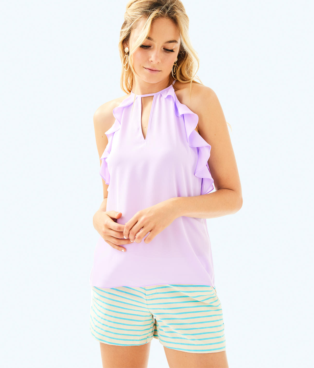 Lilly Pulitzer Lilly Pulitzer Padma Top