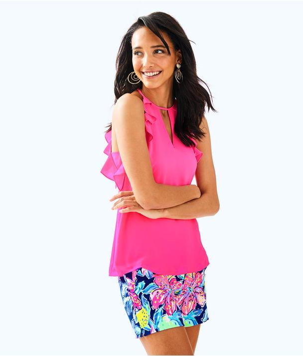 Padma  Top, Pink Cosmo, large