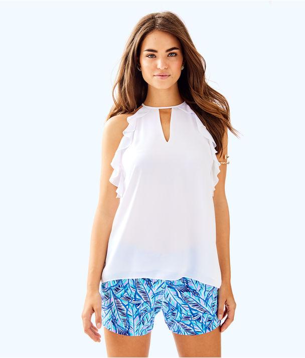 Padma  Top, Resort White, large