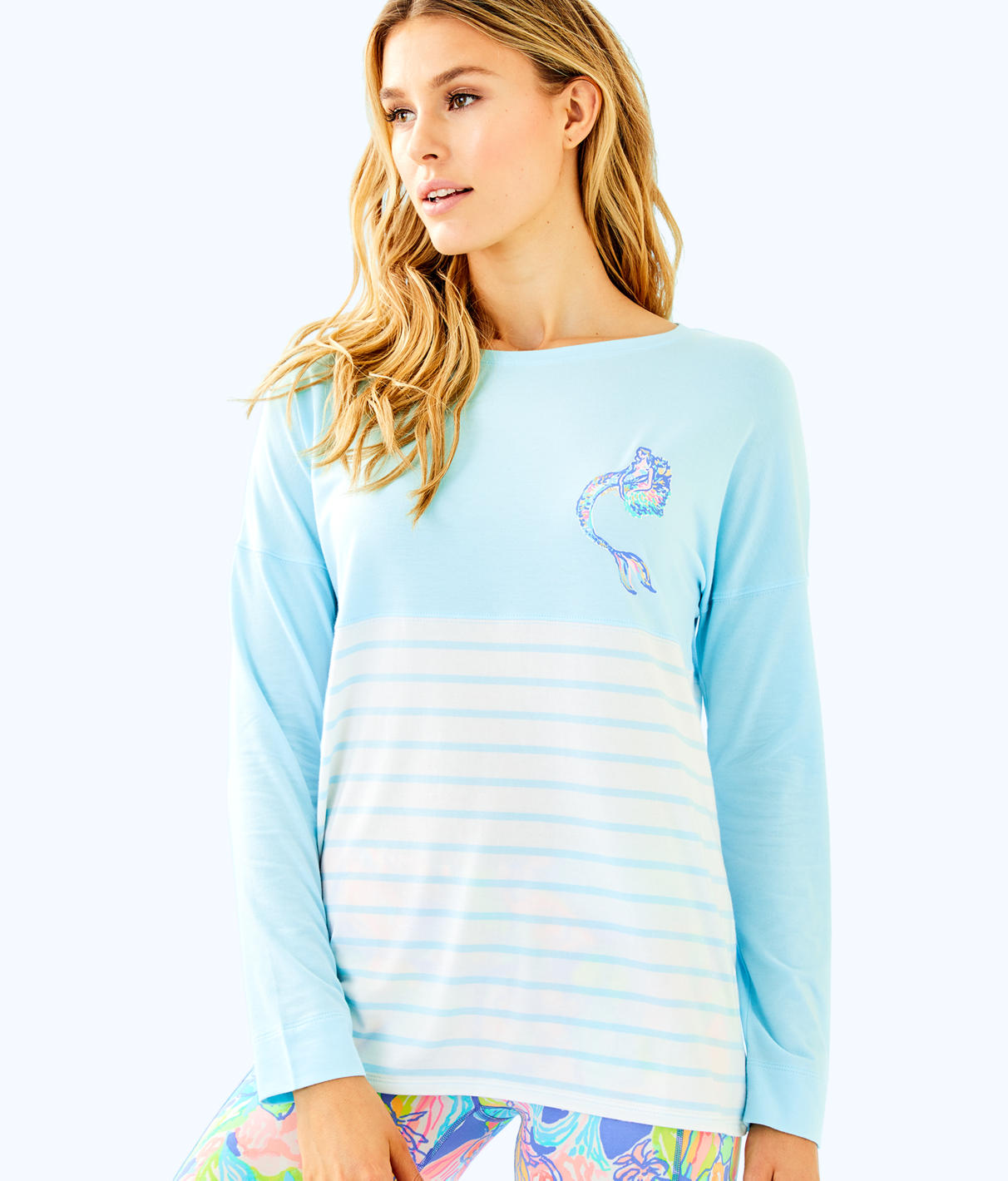 Lilly Pulitzer Lilly Pulitzer Womens Finn Tee