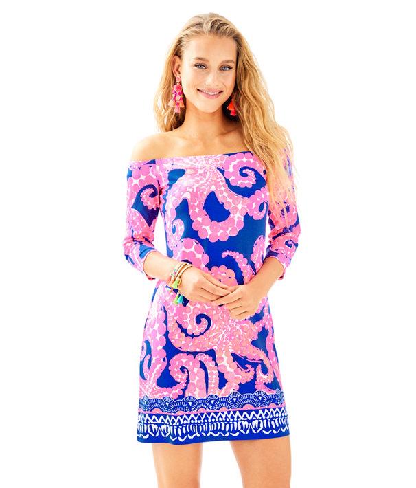 Laurana Off The Shoulder Dress, , large