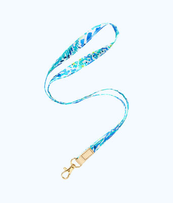 Lilly Lanyard, Bennet Blue Race To The Wave Accessories Small, large