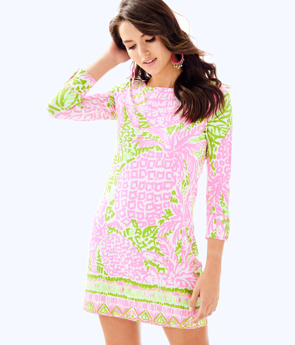 Lilly Pulitzer Lilly Pulitzer Womens UPF 50+ Sophie Dress