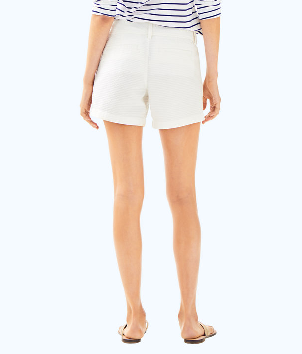 Callahan Short With Patch, Resort White Pineapple Patch Embellishment, large