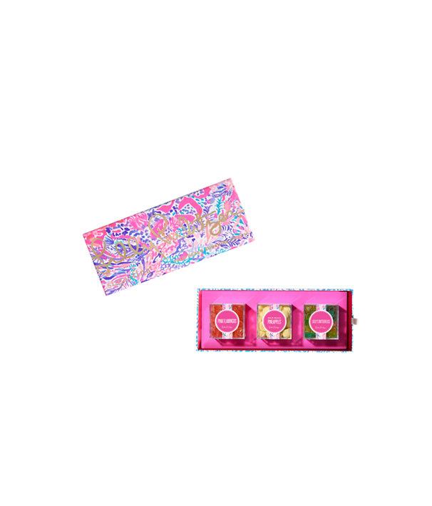 Lilly Pulitzer x Sugarfina 3 Piece Bento Box, , large