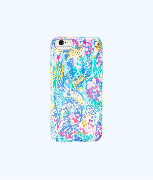 iPhone Hybrid Classic Cover, Multi Mermaids Cove Tech, large