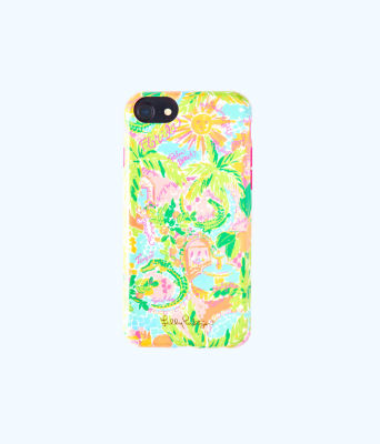 iPhone Hybrid Classic Cover, Multi Sunshine State Tech, large