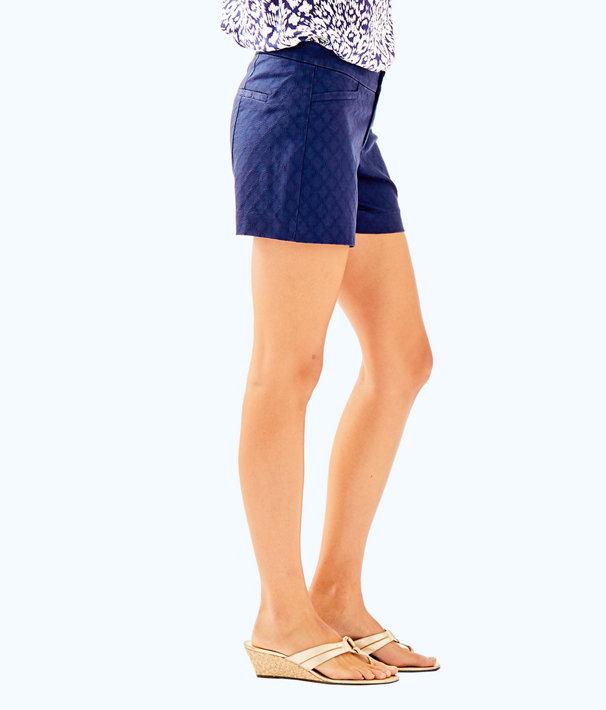 "5"" Kelly Stretch Short, True Navy, large"