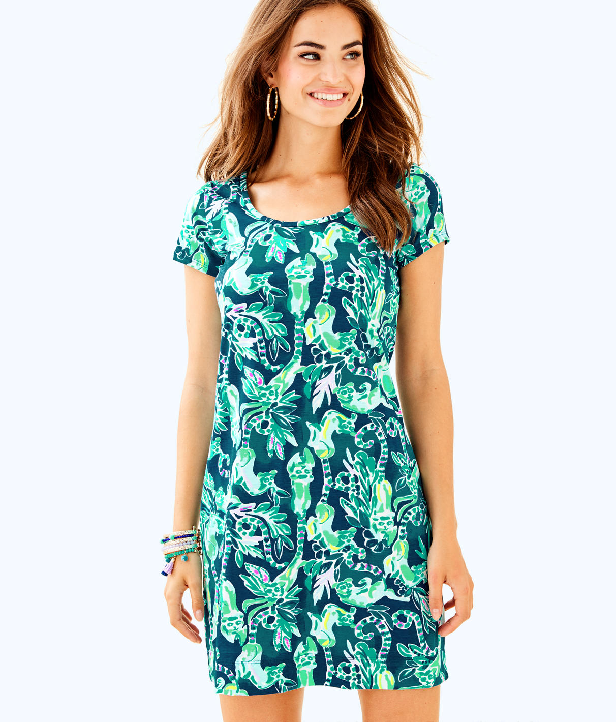 Lilly Pulitzer Short Sleeve Beacon Dress