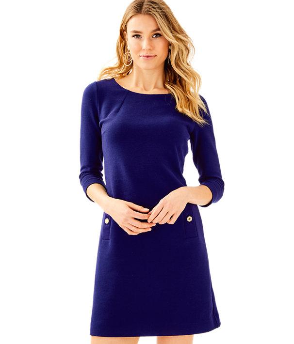 Charlene Shift Dress, , large