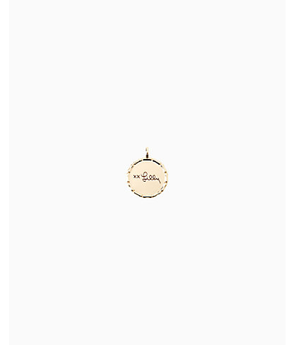 Location Charm - Watch Hill, Gold Metallic Watch Hill Charm, large 1