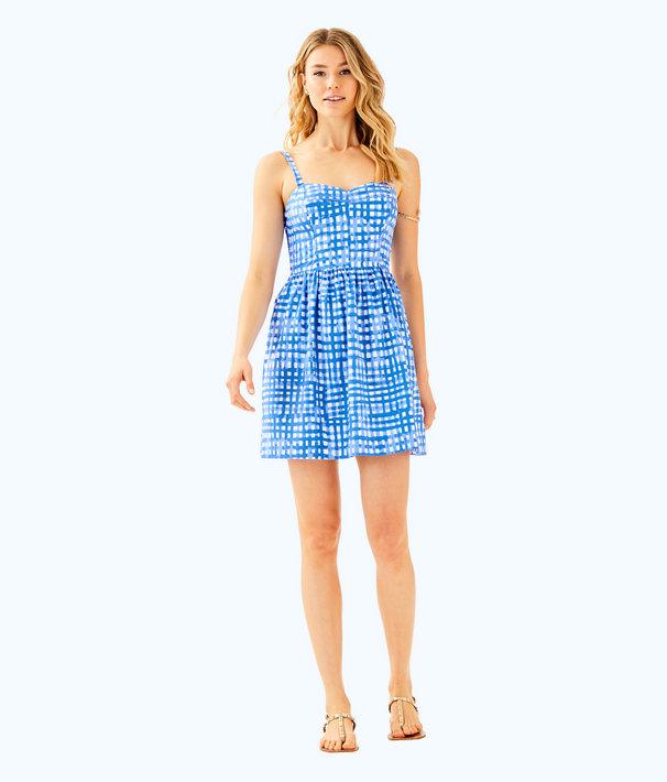 Ardleigh Dress, Bennet Blue Feelin Beachy, large