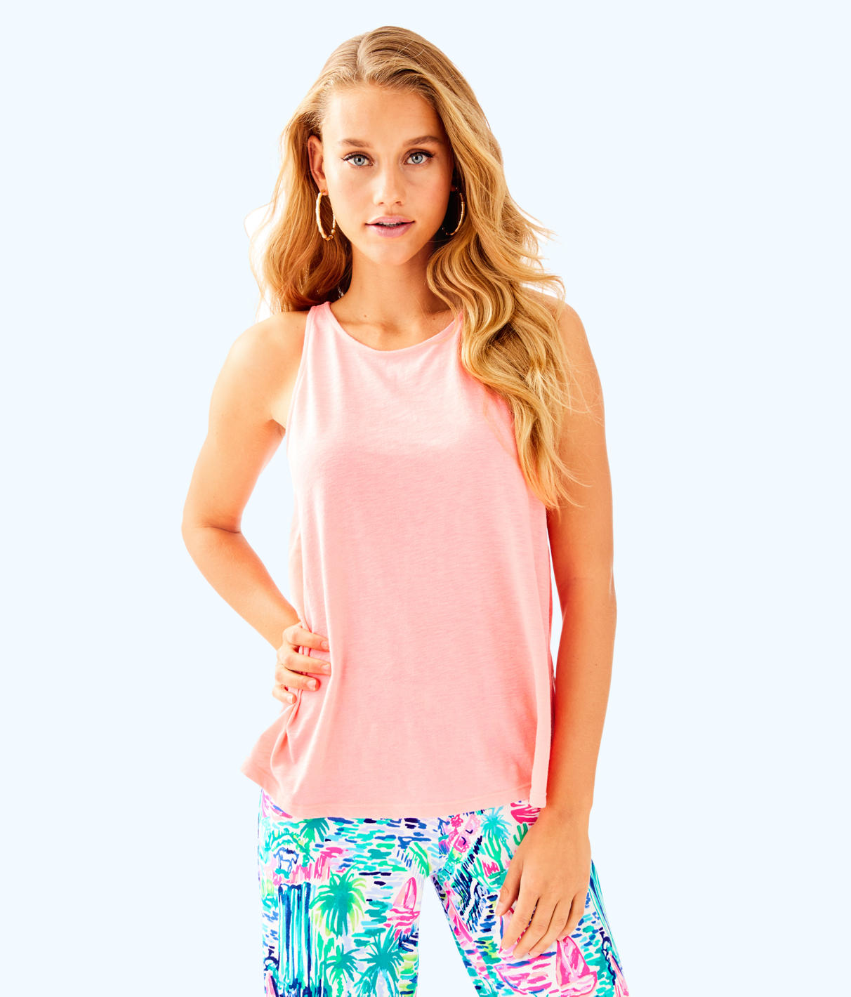 Lilly Pulitzer Lilly Pulitzer Womens Rexi Top