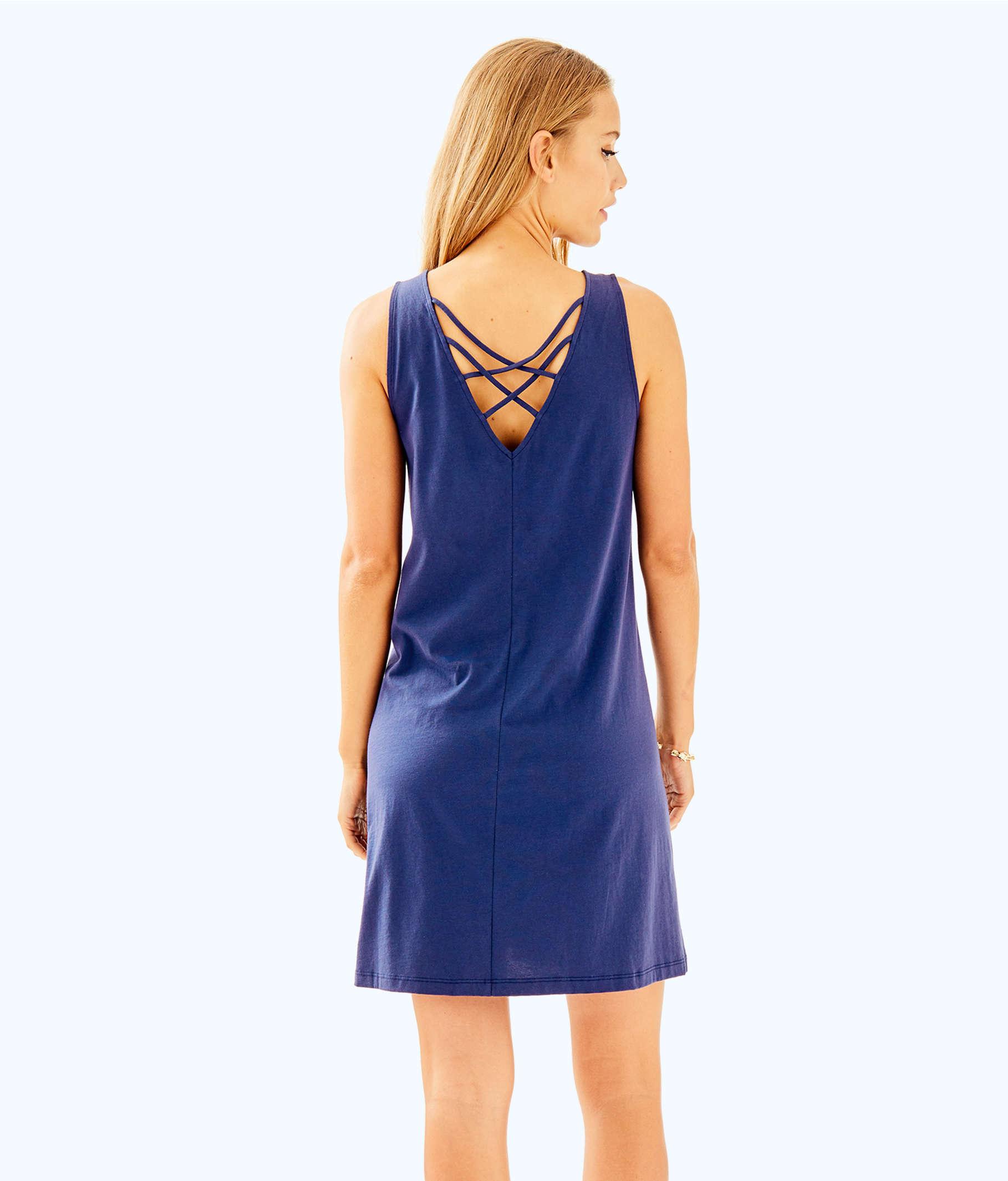 4120979da49 ... Kristen Dress, True Navy, large ...