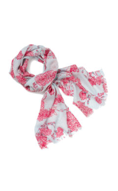 Lilly Pulitzer Murfette Scarf- Pi Beta Phi