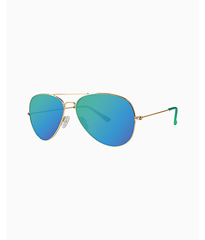 Lexy Sunglasses, Myrtle Green, large 0