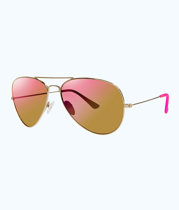 Lexy Sunglasses, Pascha Pink, large