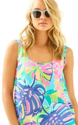 Meghan Sunglasses, Seaspray Blue Lovers Coral, large 1