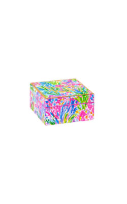 Small Lacquer Box, , large