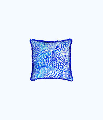 Large IndoorOutdoor Pillow 500941 Lilly Pulitzer