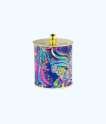 Jar Candle, Multi Beach Loot, large