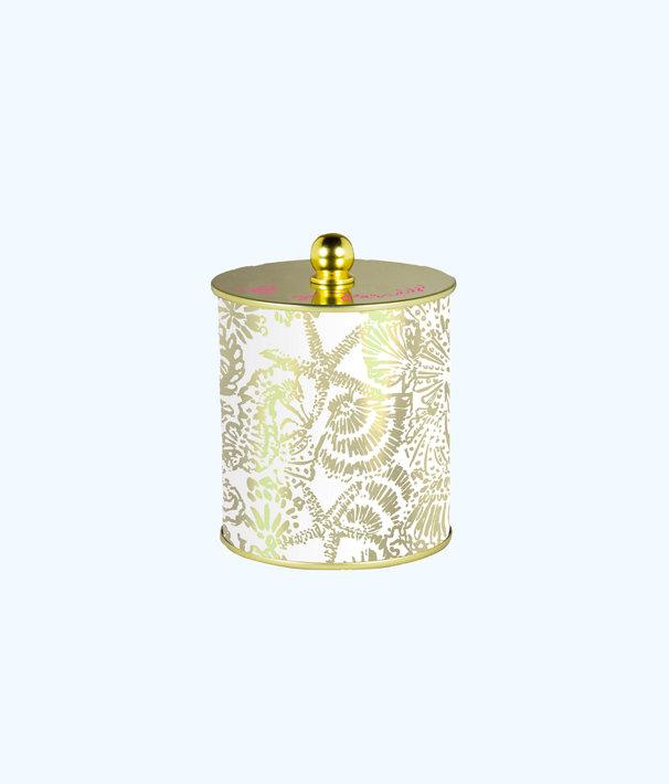 Jar Candle, Resort White Sea Life, large