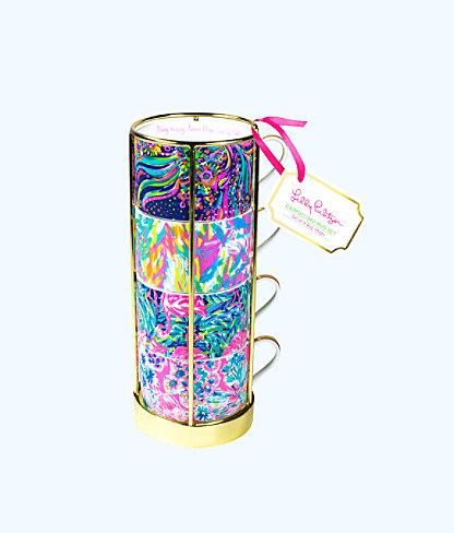 Cappuccino Mug Set, Multi, large