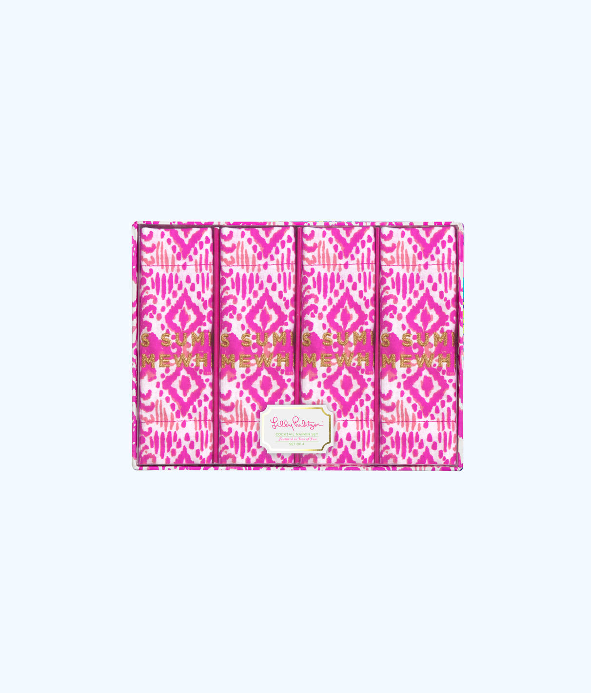 Lilly Pulitzer Lilly Pulitzer Cocktail Napkins