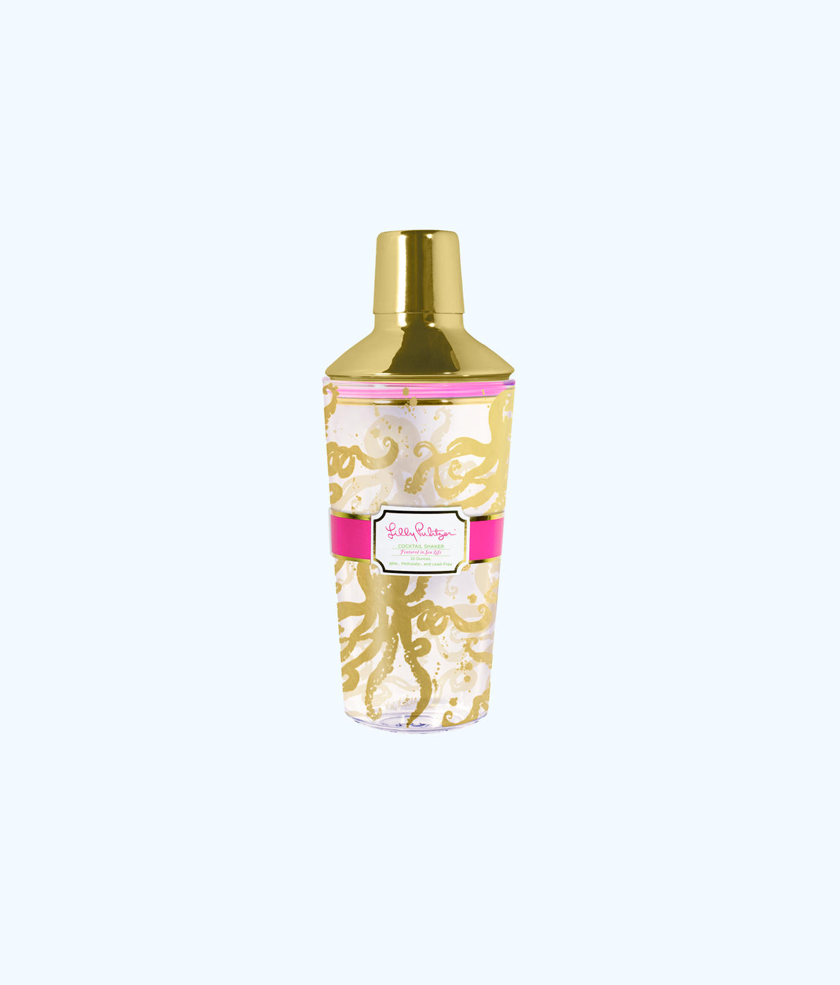 Lilly Pulitzer Lilly Pulitzer Cocktail Shaker