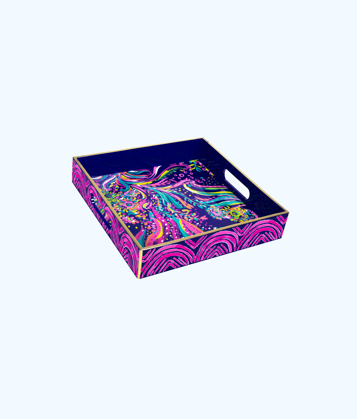 Lilly Pulitzer Lilly Pulitzer Lacquer Tray
