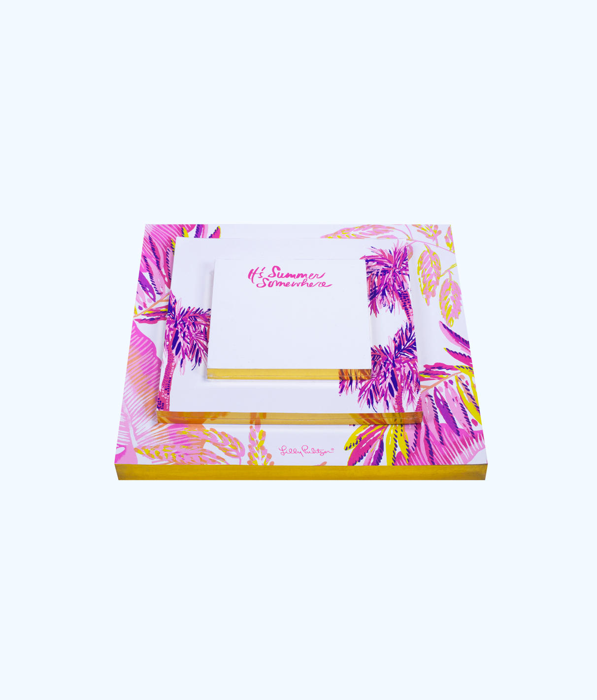 Lilly Pulitzer Lilly Pulitzer Notepad Set