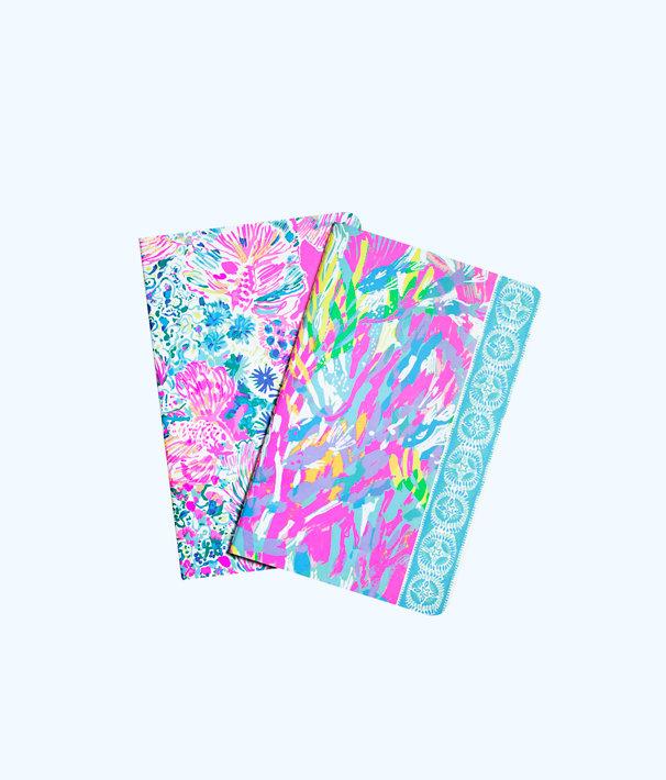 Pocket Notebook, Multi Sparkling Sands, large