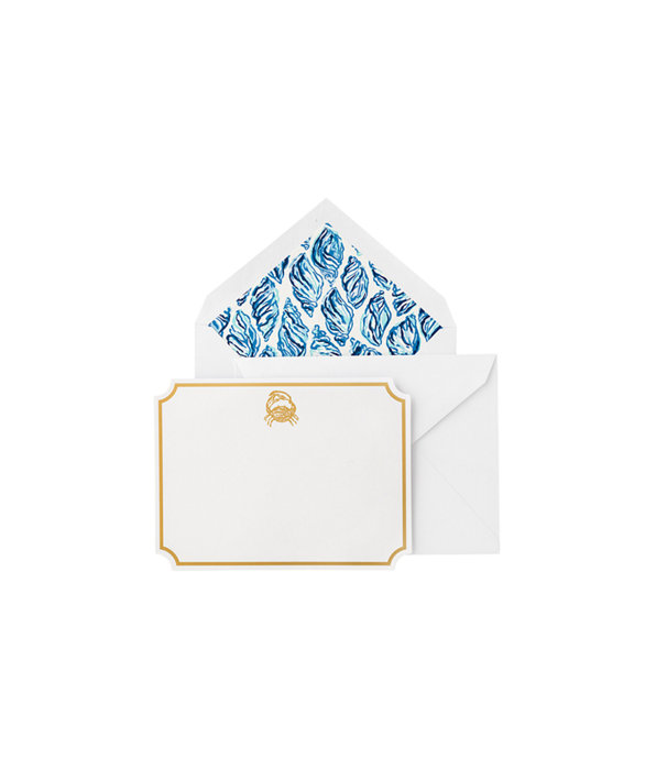Thank You Notes, Resort White Drop In, large