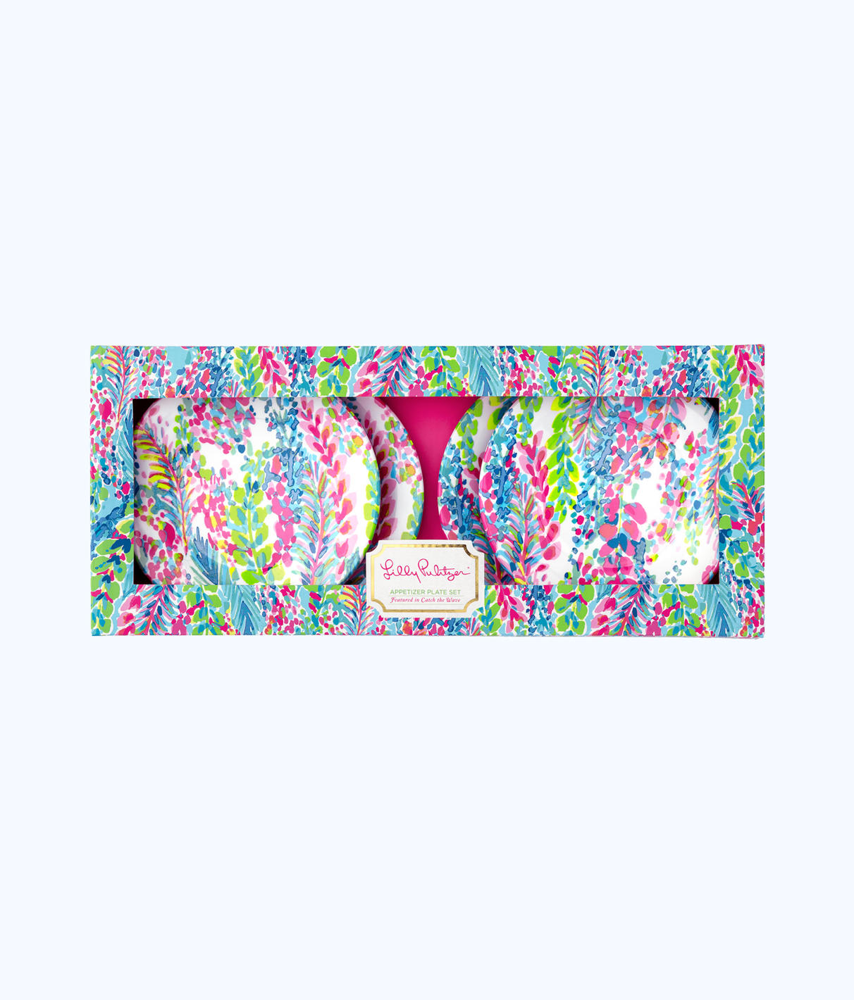 Lilly Pulitzer Lilly Pulitzer Appetizer Plates