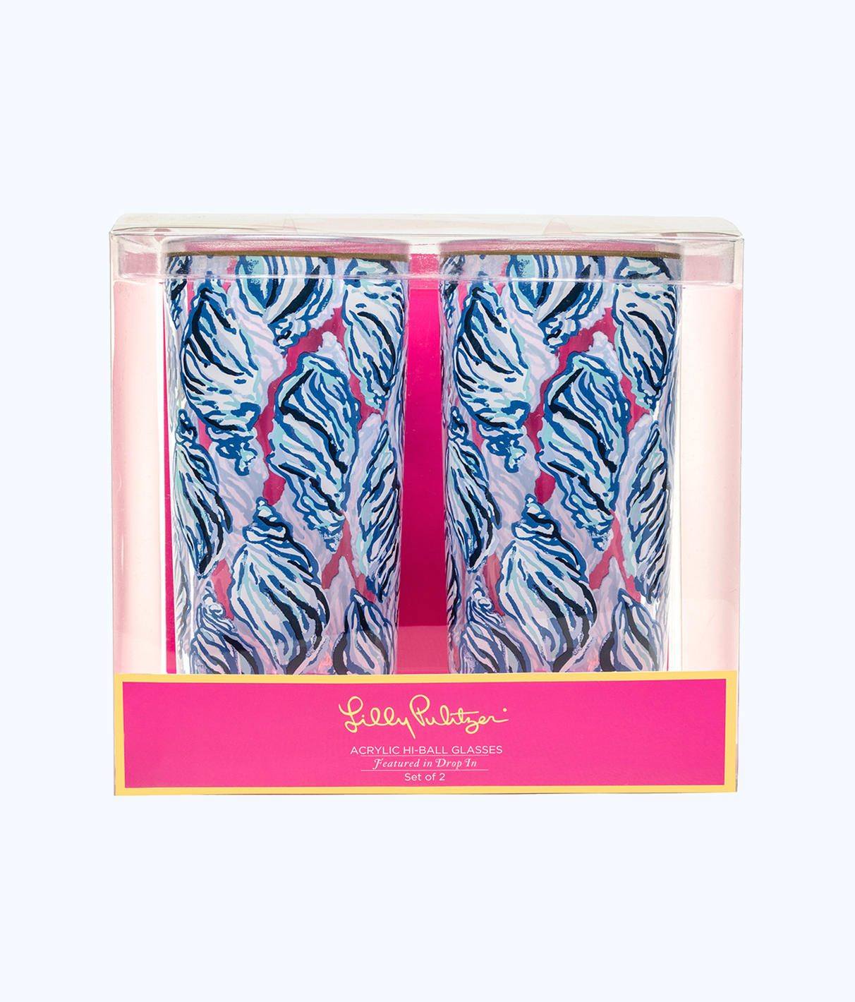 Lilly Pulitzer Lilly Pulitzer Hi Ball Glass