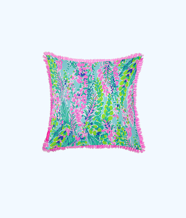 Large Pillow, Multi Catch The Wave, large