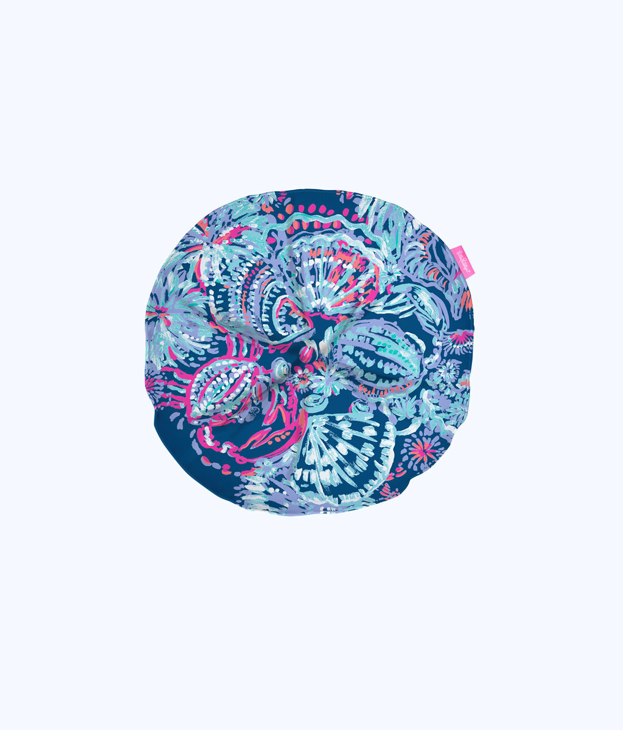 Lilly Pulitzer Lilly Pulitzer Round Pillow