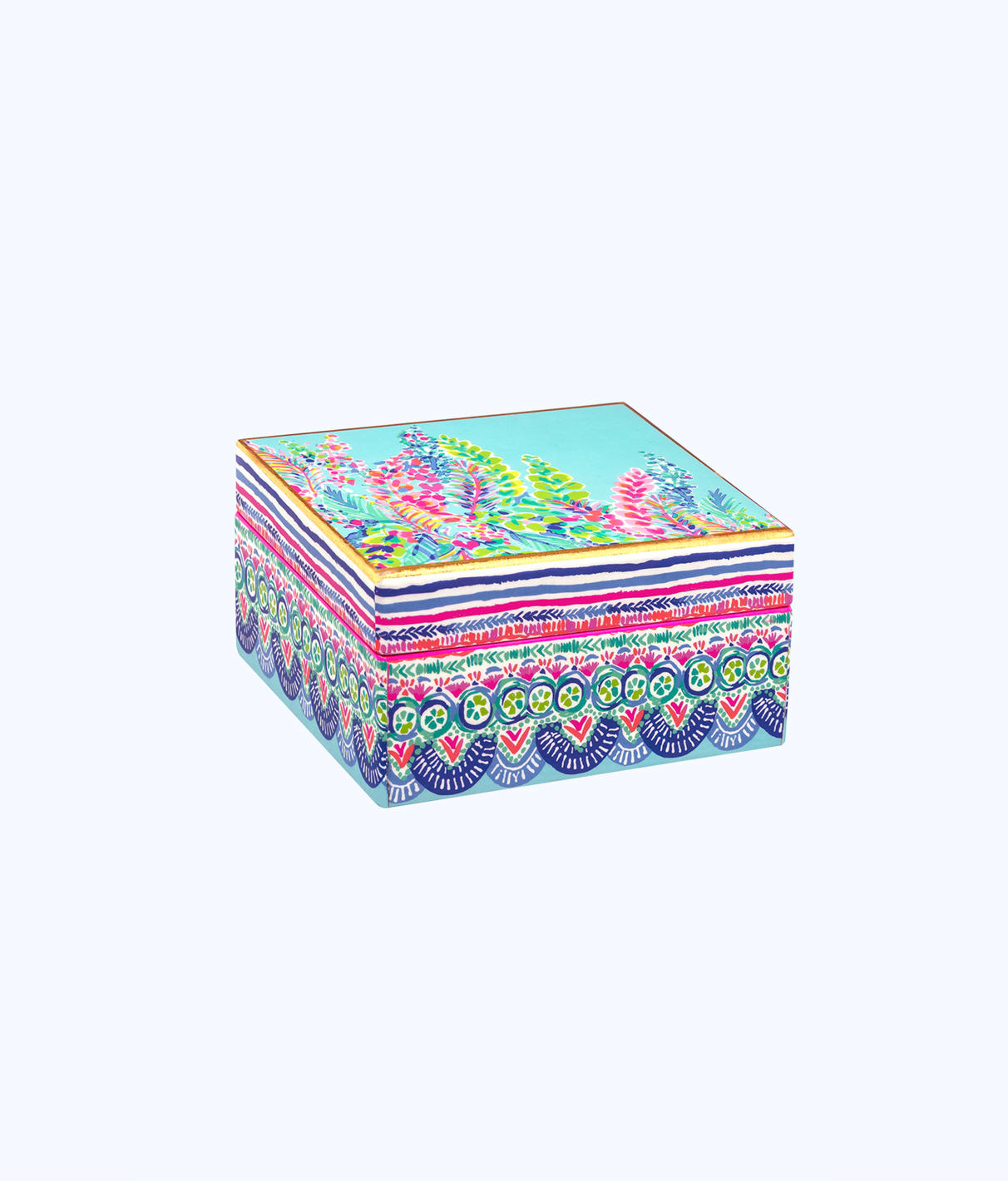 Lilly Pulitzer Lilly Pulitzer Small Lacquer Box