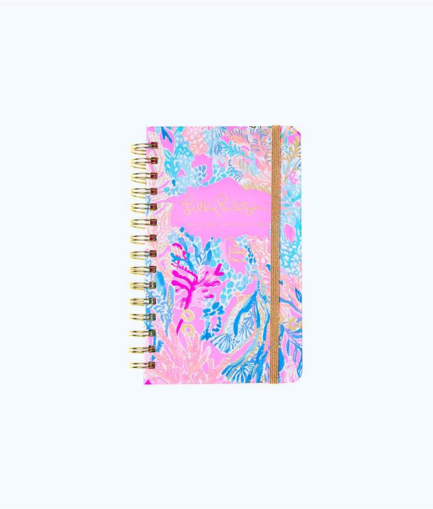 2018-2019 17 Month Medium Agenda, Light Pascha Pink Aquadesiac, large