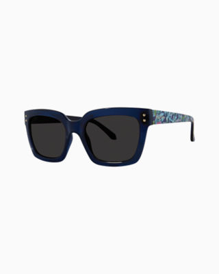 Celine Sunglasses, Bright Navy Sway This Way, large