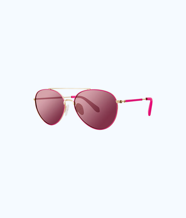 Isabelle Sunglasses, Raz Berry, large