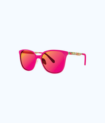 Landon Sunglasses, Raz Berry, large 0