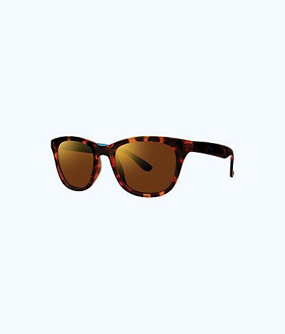 Maddie Sunglasses, Dark Tortoise, large